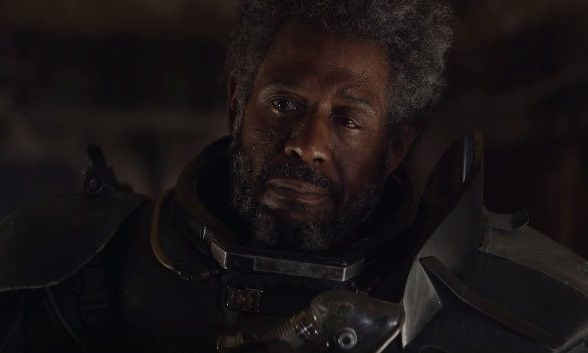 Forest Whitaker's Saw Gerrera needs convincing