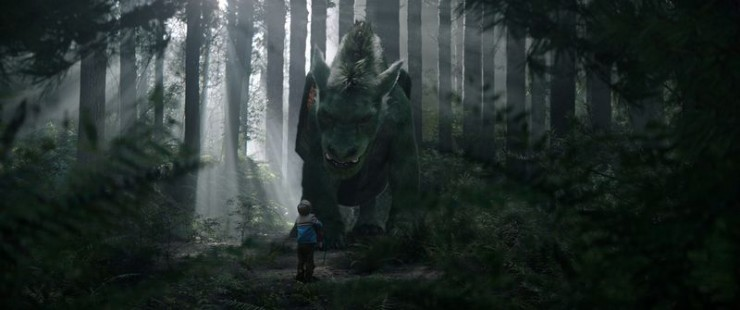 Director David Lowery makes Pete's Dragon as special as it is