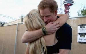 Is PRINCE Harry secretly courting pop star Ellie Goulding ?