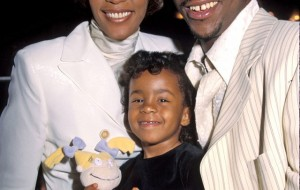 Whitney Houston, Bobby Brown , Volatile Relationship
