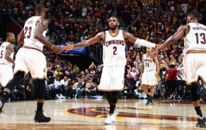 NBA Finals with a dominant 120-90 victory over the defending champion Golden State Warriors ,Nba Scores, Cleveland Cavaliers, Cavs Vs Warriors, Warriors, Cavaliers, Golden State, Cavs, Gsw Vs Cavs.