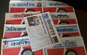 Naya Shakti Nepal Party : Declaration of Naya Shakti Nepal Party : Income and Expenses of Naya Shakti Nepal Party