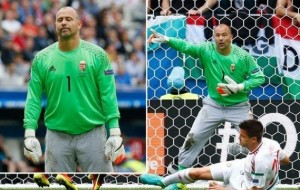 Facts About Gabor Kiraly, Why to adore Gabor Kiraly, Euro 2016's ultimate hero, Austria, Austria Hungary, Austria vs Hungary, Hungary