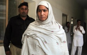 Pakistani woman arrested for killing pregnant daughter over love match
