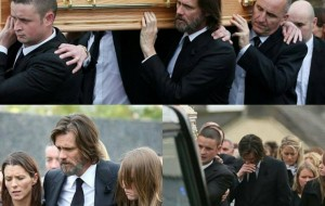 Jim Carrey Comes Forward And Condems  Media, Cathriona White Sucide, Sucide Note Discovered