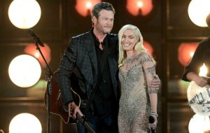 Is Gwen Stefani planning to breakup with Blake Shelton in an attempt to save her fledgling music career?