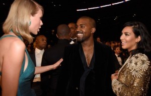 "Kanye West and Taylor Swift's ""Famous"" Conversation"