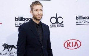 Calvin Harris goes on date with singer Tinashe