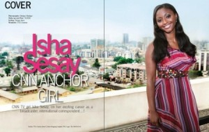 Facts about Isha Sesay , Bio, Wiki, Life, Marriage, College, Networth, Boyfriend, Husband
