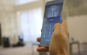 Meet the Samsung Galaxy Note 7 -- a phone you can unlock with your eyes