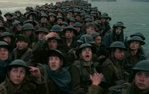 Watch the first trailer for Christopher Nolan's World War II movie Dunkirk