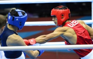 First day of boxing kicks off in Rio