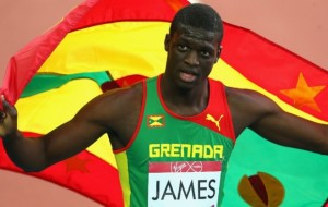 Kirani james: Can Grenada runner break Michael Johnson's record at Rio 2016 Olympics?