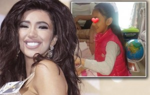 Chloe Khan explains why she shields her daughter from the spotlight after ex claims she was 'abandoned for fame'