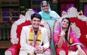Kapil Sharma marries Jacqueline Fernandez on The Kapil Sharma Show, mother blesses couple