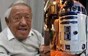 Kenny Baker, Star Wars R2-D2 actor, dies aged 81