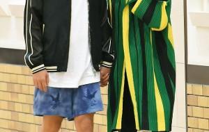 Justin Bieber threatens to make his Instagram account private in a bid to protect 'girlfriend' Sofia Richie... as they are seen holding hands in Tokyo