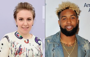 Lena Dunham clarifies her comments on Odell Beckham Jr. after Twitter outrage