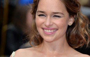 """""""If you hate me, I don't need to know"""" : Emilia Clarke"""