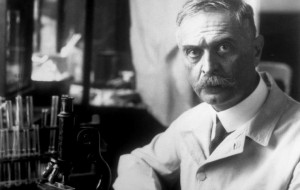 Karl Landsteiner, Honored by Google, Karl first identified human blood groups, Happy Birthday karl Landsteiner