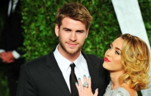 Miley Cyrus and Hemsworth in her Instagram, Hemsworth In Relation, Cyrus , Liam Romance