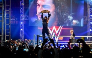 Roman Reigns Suspended for Violating WWE Wellness Policy