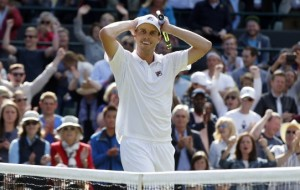 Djokovic stunned by Querrey at Wimbledon