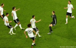 Germany edge Italy on penalties to claim last-four berth