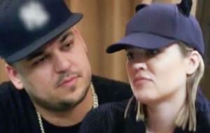 Khloe Kardashian left devastated after Rob Kardashian reveals Blac Chyna baby bombshell to his sisters