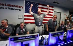 'Welcome to Jupiter!' NASA's Juno space probe arrives at giant planet, Juno Enters Jupiter Orbit
