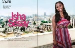 Facts about Isha Sesay , Bio, Wiki, Life, Marriage, College, Networth, Boyfriend, Husband