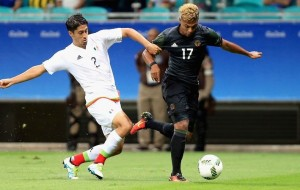 Mexico vs. Germany 2016: Final score 2-2, Serge Gnabry plays the unexpected hero