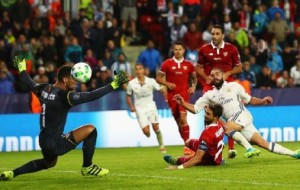 Dani Carvajal's late goal in ET helps Real Madrid win UEFA Super Cup
