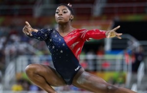 Simone Biles' Top 4 Ways to Stay Cool Under Olympic Pressure