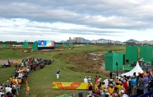 After 112 years, Olympic golf tournament gets underway