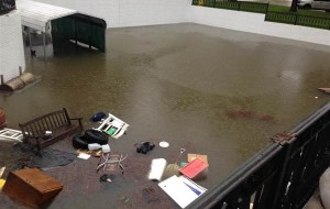 Two Dead in Water-Logged Louisiana as More Heavy Rains, Flash Flooding Looms