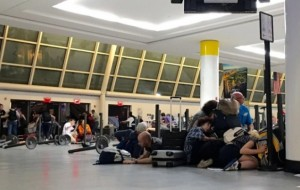JFK airport: All-clear given after report of shots fired