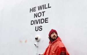 Shia LaBeouf Arrested After Fight at Anti-Trump Protest